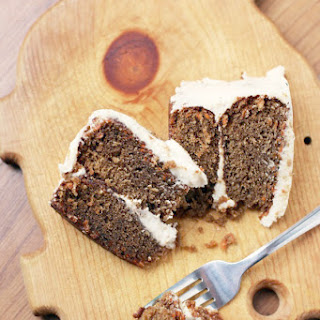 The Perfect Carrot Cake.
