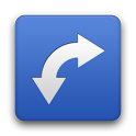 Auto-Rotate Status Bar Switch icon