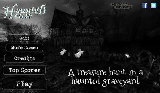 Haunted House: Dark Mansion