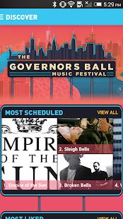 Governors Ball Music Festival - screenshot thumbnail