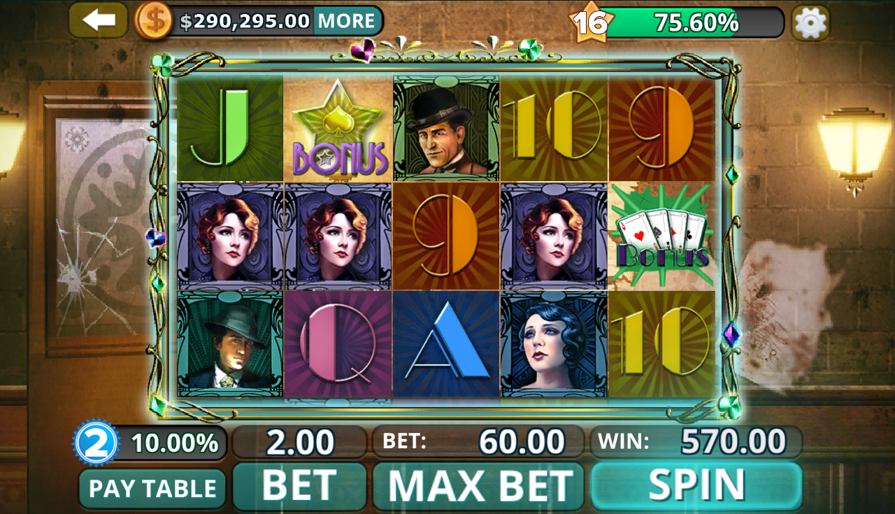 Slots Romance™: NEW SLOT GAME - screenshot