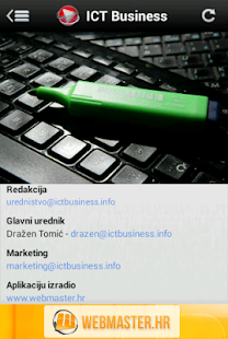 ICT Business- screenshot thumbnail