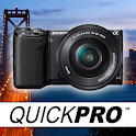 Guide to Sony NEX-5T icon