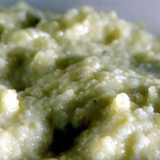 Polenta with Gorgonzola Cheese Recipe