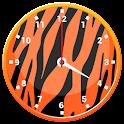 Tigre Relógio Widgets