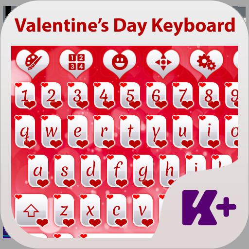 情人节键盘主题 個人化 App LOGO-APP開箱王