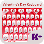 Valentine's Day Keyboard Theme 1.8 Apk
