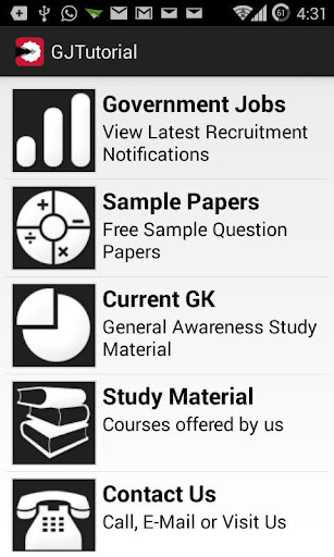 GJ Tutorial - Jobs in India