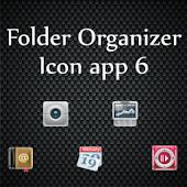 Icon App 6 Folder Organizer