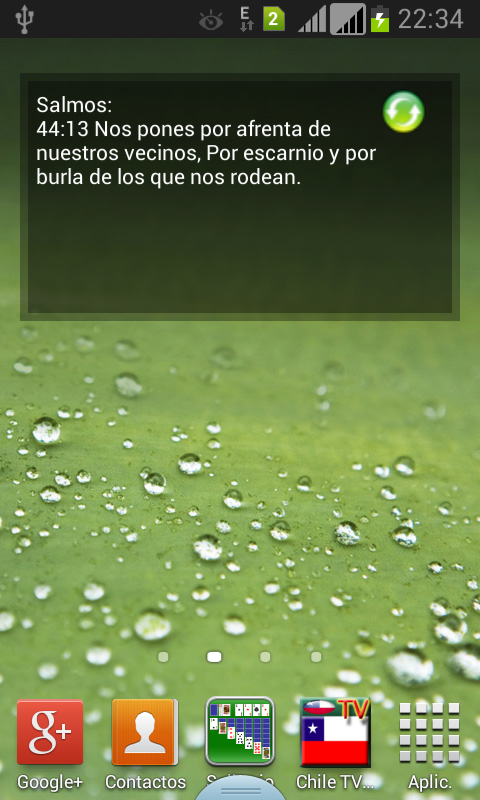 Santa Biblia RVR1960 v2.0 - screenshot