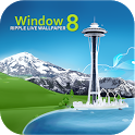 Window 8 Ripple Live Wallpaper icon