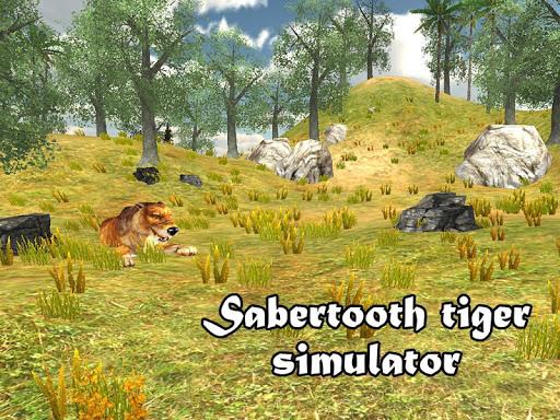 劍齒虎RPG遊戲模擬器