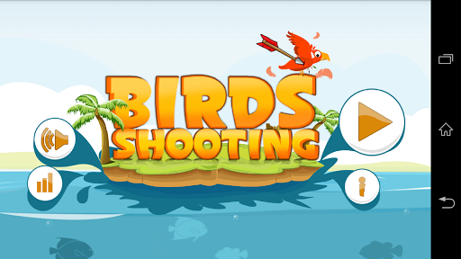 鸟射击游戏