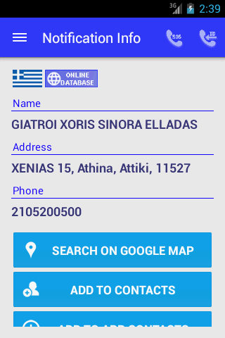 Download Greek Caller ID Google Play apps - aU4EepfD1nu9 | mobile9