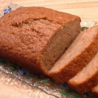 Zucchini Bread VII.