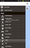 Screenshot of Britz NZ Roadtrip