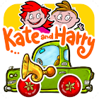 Build a Car with Kate & Harry icon