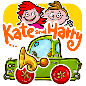 Build a Car with Kate & Harry