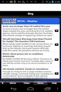 WVVA Weather - screenshot thumbnail