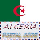 ALGERIA POSTAL CODE