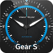 Watch Face Gear S - Motor2