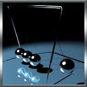 Office Toy: Newtons Cradle