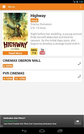 Today's Cinema Kerala 1.31 screenshot 143230