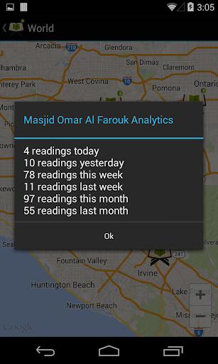 【免費書籍App】5x5 - Track Your Quran Reading-APP點子