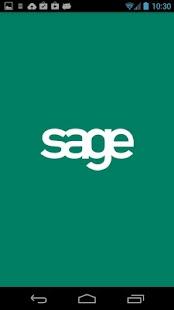 Sage Mobile Payments- screenshot thumbnail