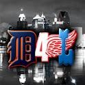 Detroit4Lyfe logo