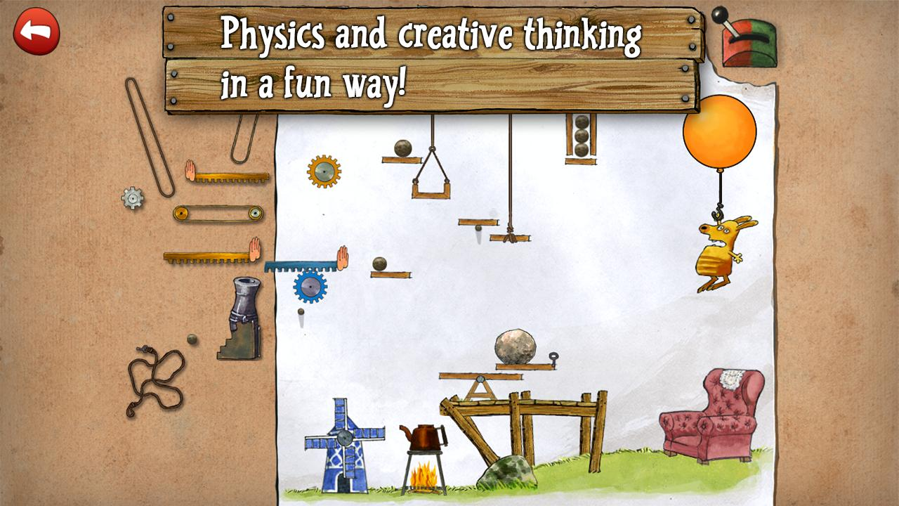 Pettson's Inventions 2 - screenshot