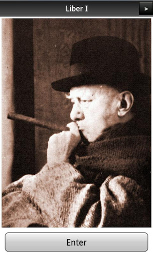 Aleister Crowley Liber I PRO