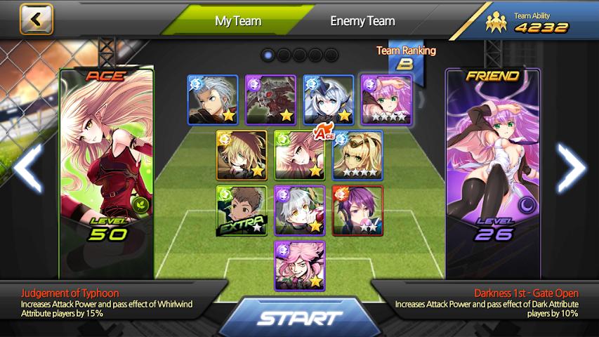 android Soccer Spirits Screenshot 6
