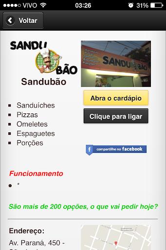 Sandubão