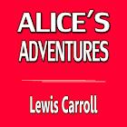 Alice in Wonderland -L Carroll icon