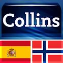 Spanish<>Norwegian DictionaryT logo