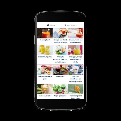 【免費健康App】榨汁食譜-APP點子