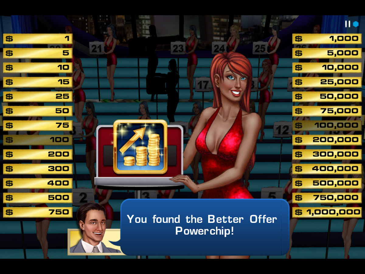Deal or No Deal - screenshot
