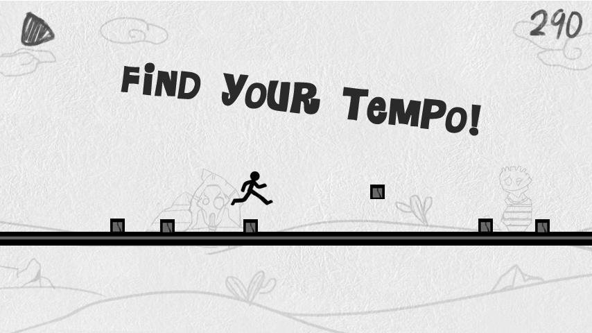 Doodle Runner- screenshot