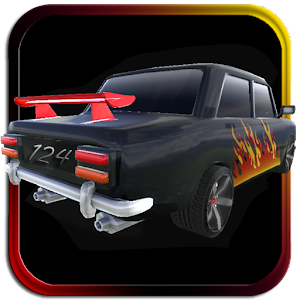 Old But Speed Drift 124 for PC and MAC