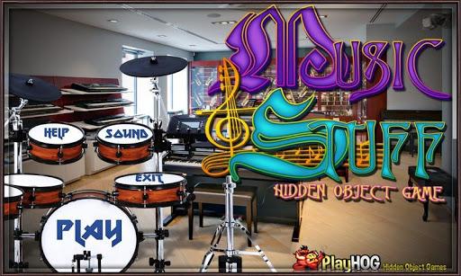 玩解謎App|Music and Stuff Hidden Objects免費|APP試玩