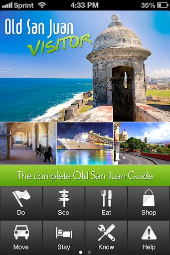 Old San Juan Visitor