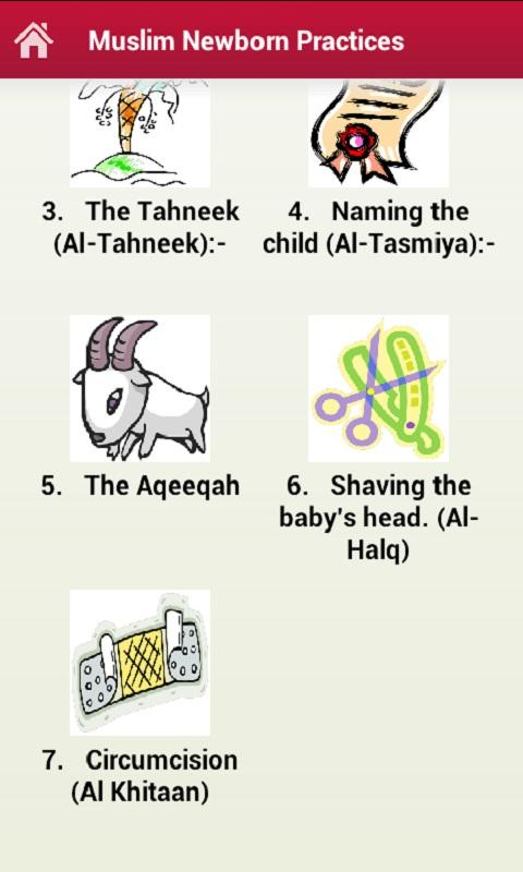 Muslim Newborn Practices - Android Apps on Google Play