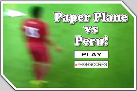 Paper Plane vs Peru - Free