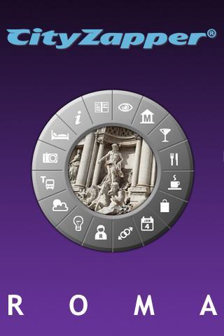 CityZapper Rome Stadsgids