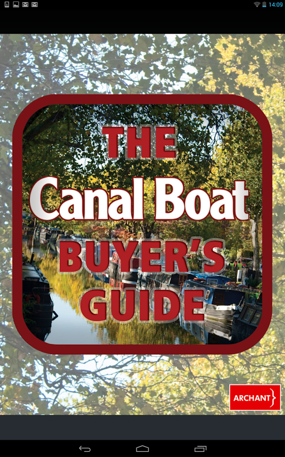 The Canal Boat Buyer's Guide- screenshot