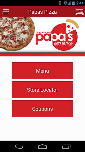 Papas Pizza
