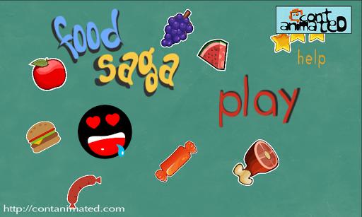 Food Saga HD