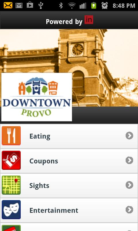 Downtown Provo - screenshot