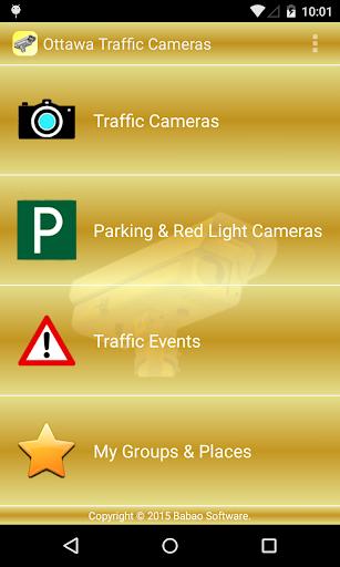 Ottawa Traffic Cameras